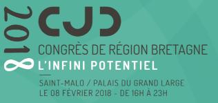 HEUX ASSURANCES est partenaire du Congrès Régional du CJD Bretagne !